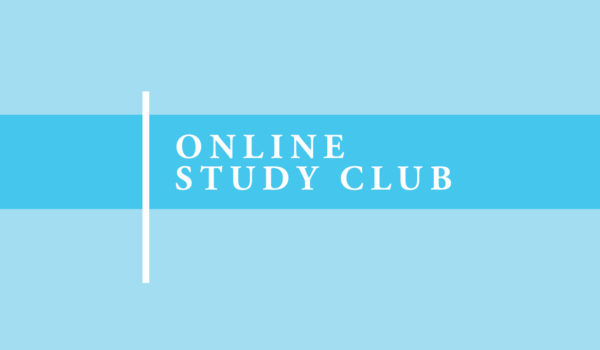 Online Study Club - $998/Year