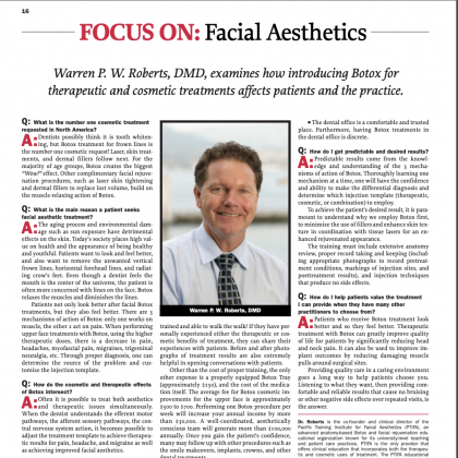 Focus On: Facial Aesthetics