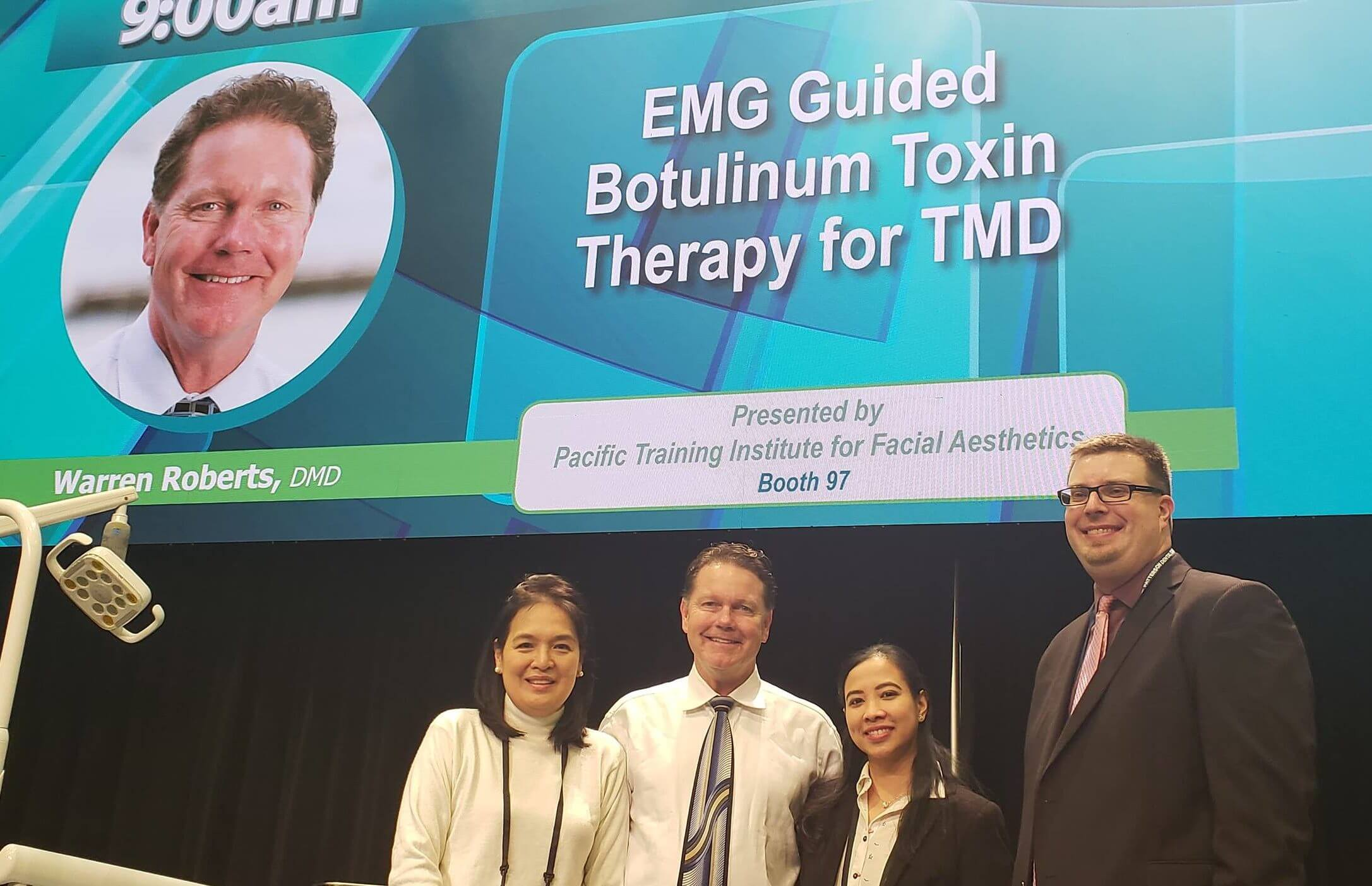 EMG Guided Botox Therapy for TMD