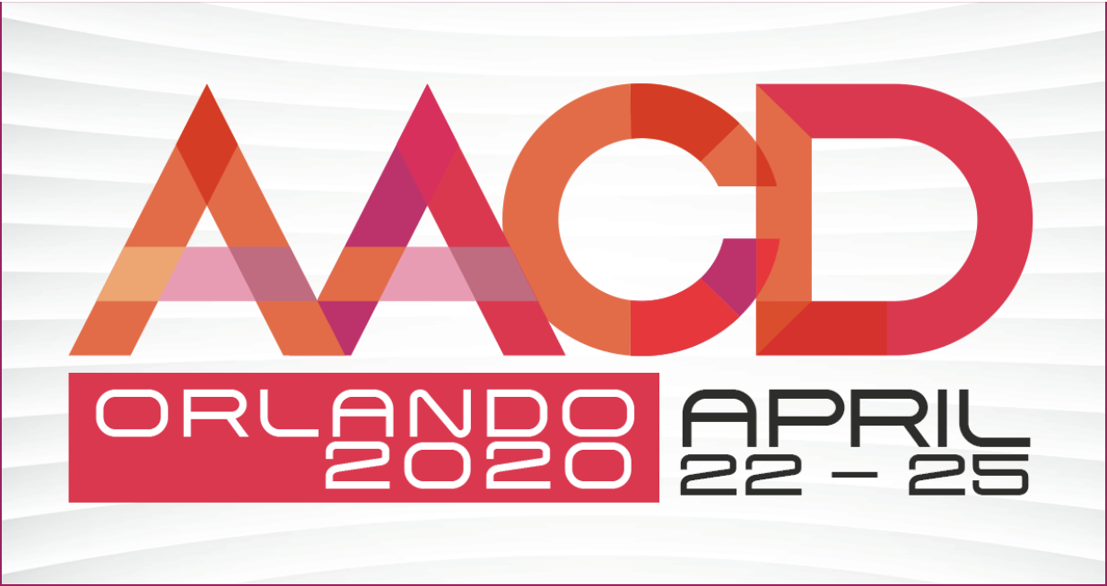 AACD 2020 Scientific Session in Orlando, Florida conference logo