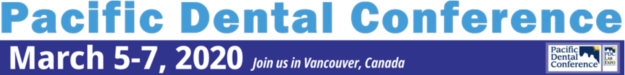 pacific dental conference logo 2020