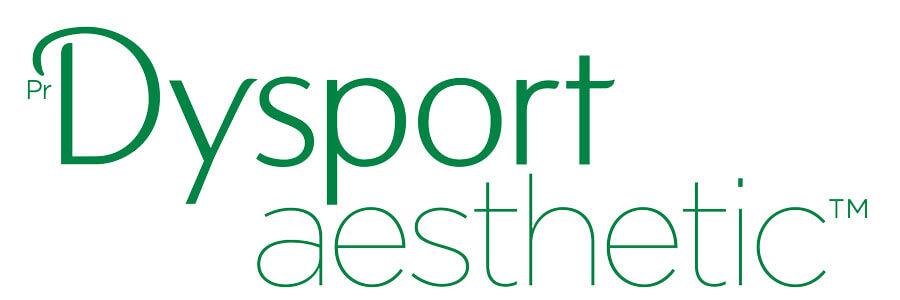 dysport aesthetic logo