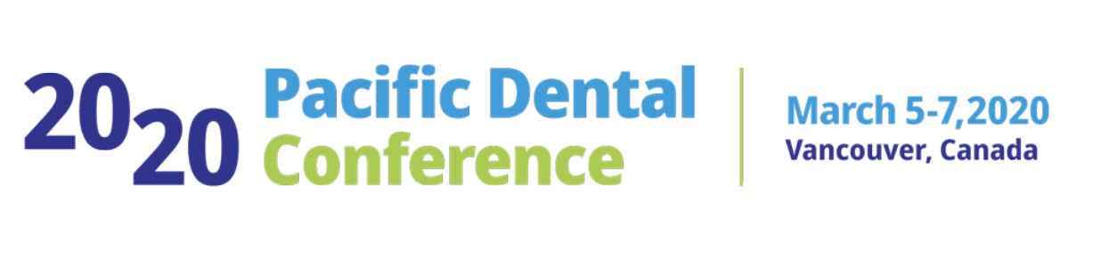 Pacific Dental Conference 2020 logo
