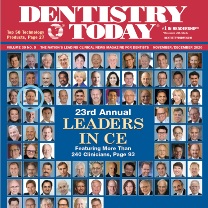 Dentistry Today - Top CE Leader